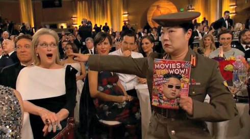 Margaret Cho North Korean Official Golden Globes