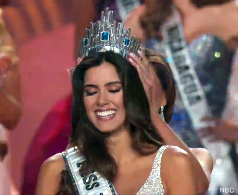 Miss Colombia Paulina Vega crowned Miss Universe 2014