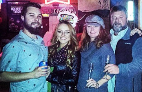 Pregnant Maci Bookout - Expecting Baby Girl 2015