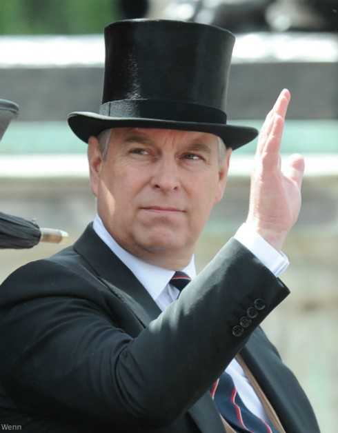 Prince Andrew Sex Allegations
