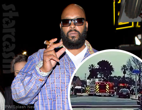 Suge Knight hit and run
