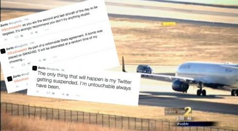 Twitter Threats