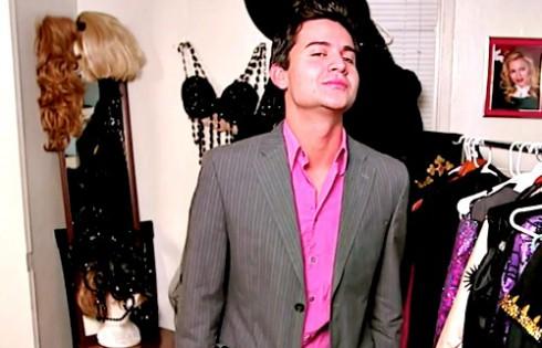 Adam Guerra Before Madonna Dress