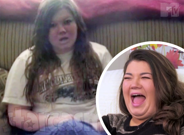 Getting To Know Amber Portwood 16 and Pregnant audition tape