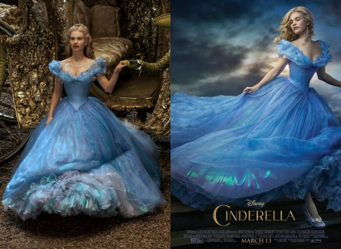 Disney's Cinderella Waist Photoshopped