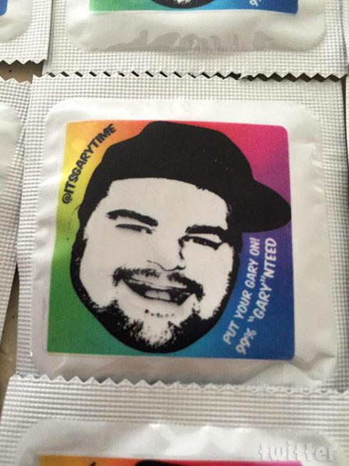 Teen Mom OG Gary Shirley It's Gary Time Condoms