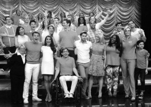 Glee Done Filming