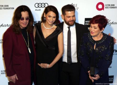 Jack Osbourne and Parents