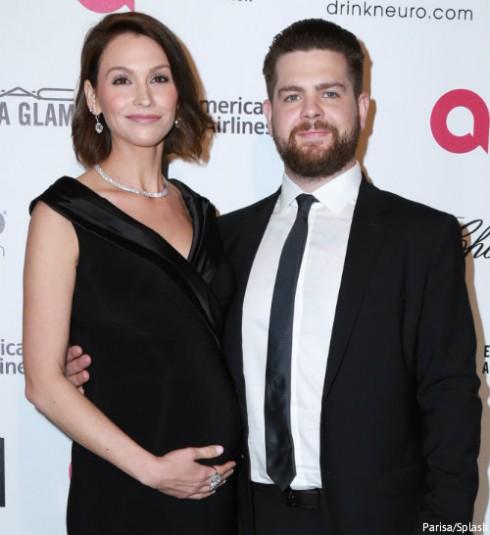 Jack Osbourne and Pregnant Lisa Stelly