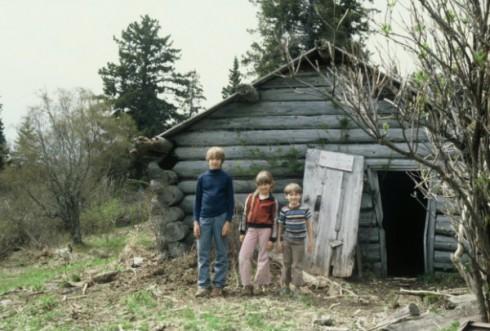 Jewel Kilcher and Brothers in Alaska