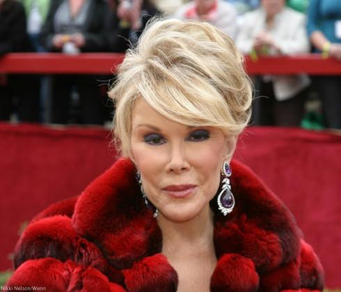 Joan Rivers Academy Awards