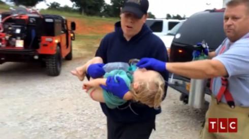 Josie Duggar Medical Emergency Seizures