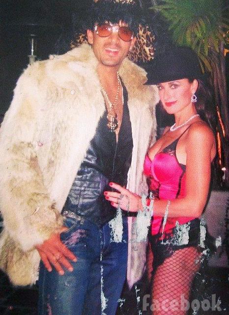RHOBH Kyle Richards throwback photo with husband Mauricio Umansky