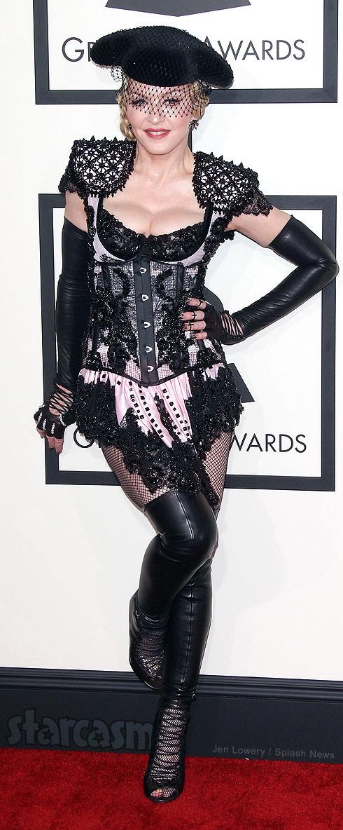Madonna Grammy Awards 2015