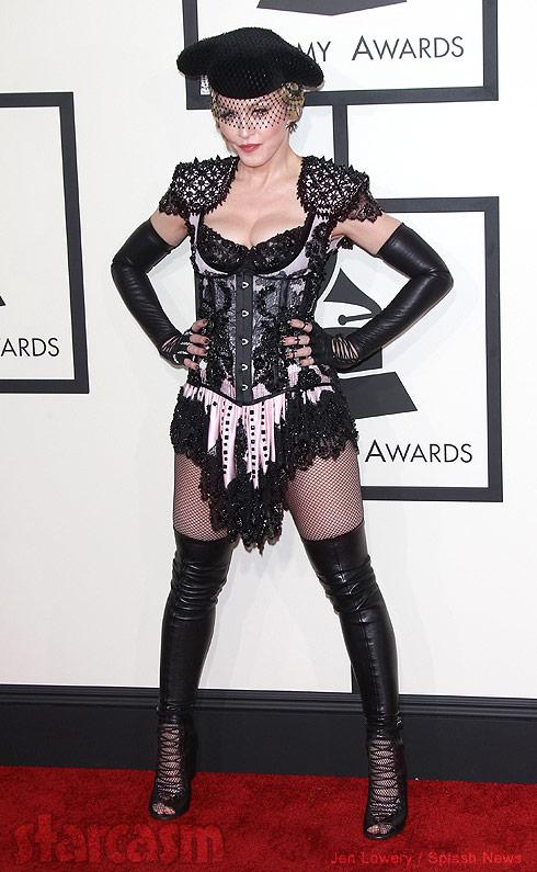 Madonna Grammys 2015