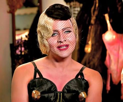 My Strange Addiction - Adam Guerra like Madonna