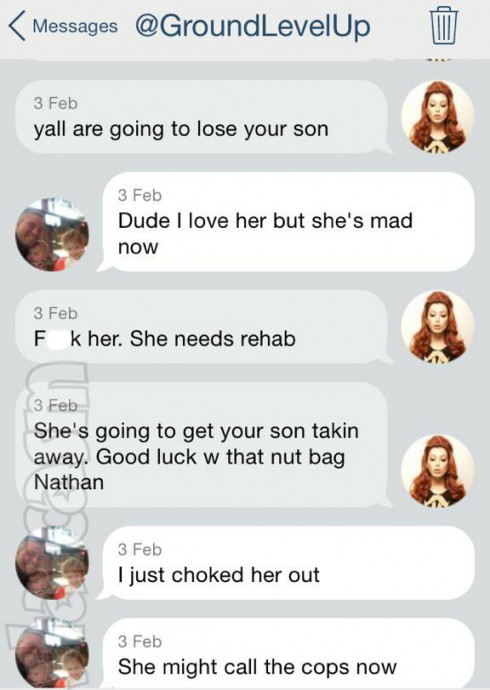 Nathan Griffith Messages 5