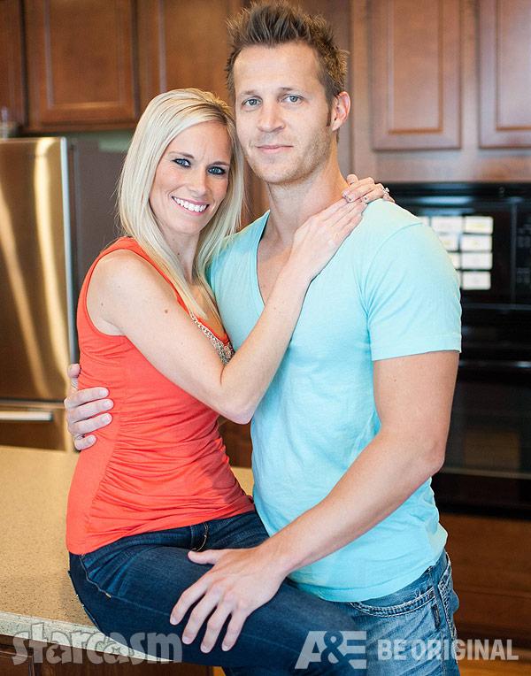 A&E swingers reality series Neighbors With Benefits couple Tony and Diana