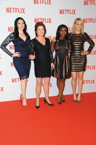Netflix Launch Party - Arrivals