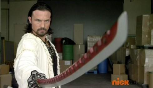 Ricardo Medina Jr. on Power Rangers Samurai