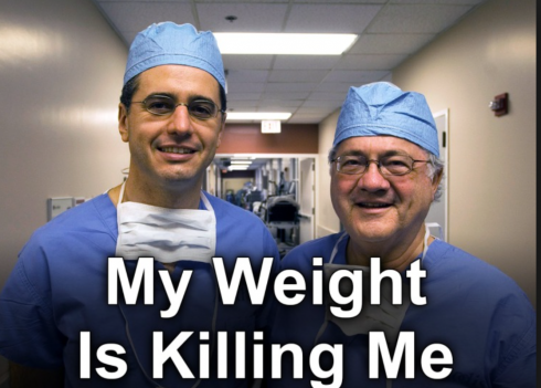My Weight Is Killing Me S Dr Garth Now Before And After Weight Loss