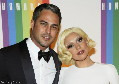 PHOTOS Lady Gaga And Taylor Kinney Are Engaged