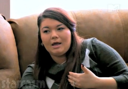 Teen Mom Amber Portwood Engagement Ring