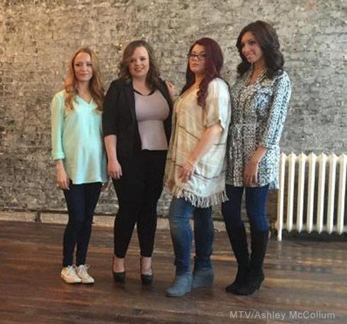 Teen Mom OG cast together 2015