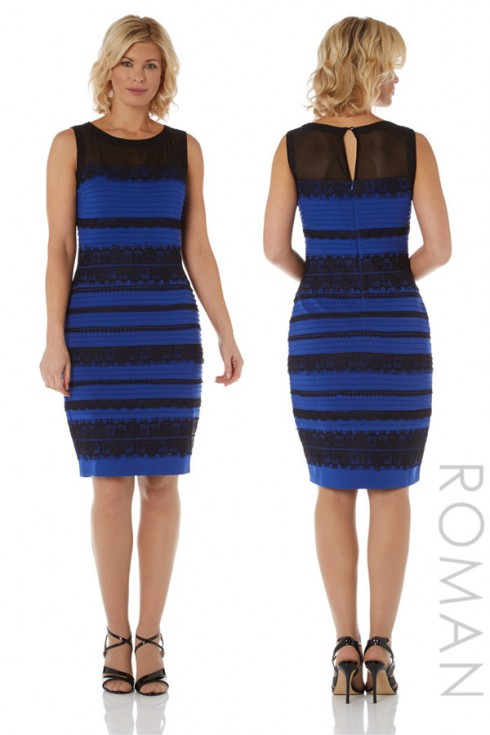 The Dress blue and black proof where to buy