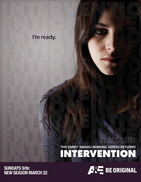 New Season of Intervention 2015 on A&E