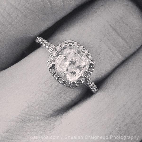 Bristol Palin engagement ring