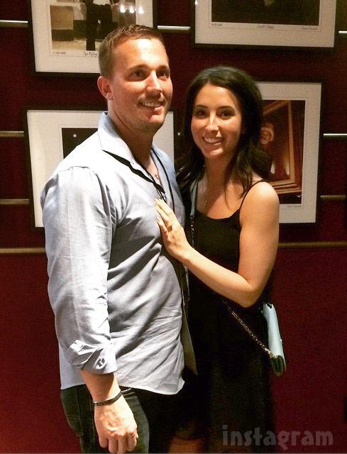Bristol Palin fiance Dakota Meyer together