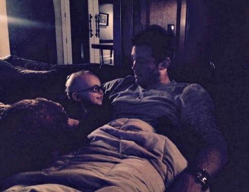 Chris and Jack