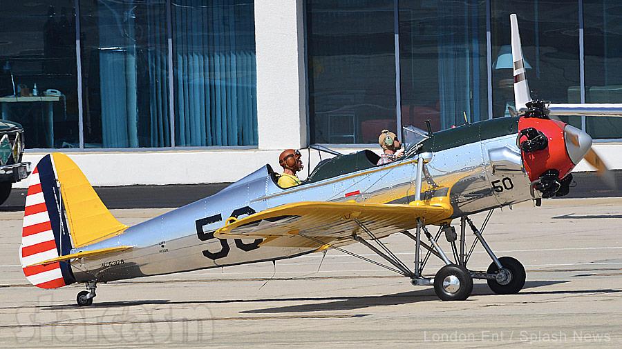 Harrison Ford airplane Ryan PT-22 Recruit