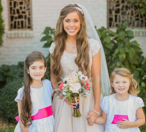 Jessa Seewald Wedding