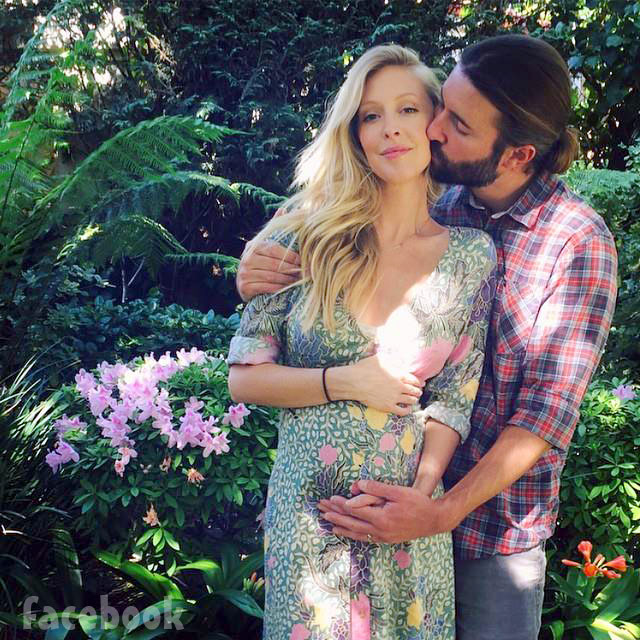 Brandon Jenner's wife Leah Jenner is pregnant baby bump