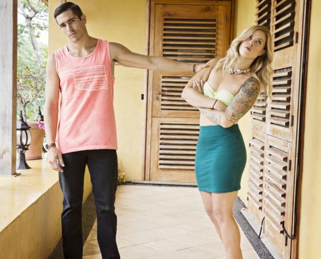 Sarah rice and jordan dating