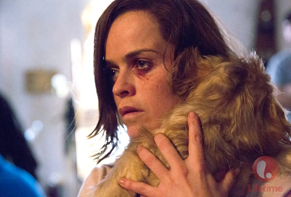 Taryn Manning in Cleveland Abduction Lifetime movie