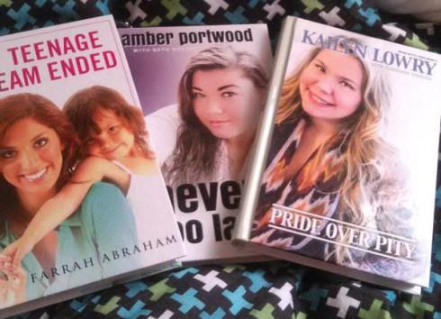 Teen Mom Books