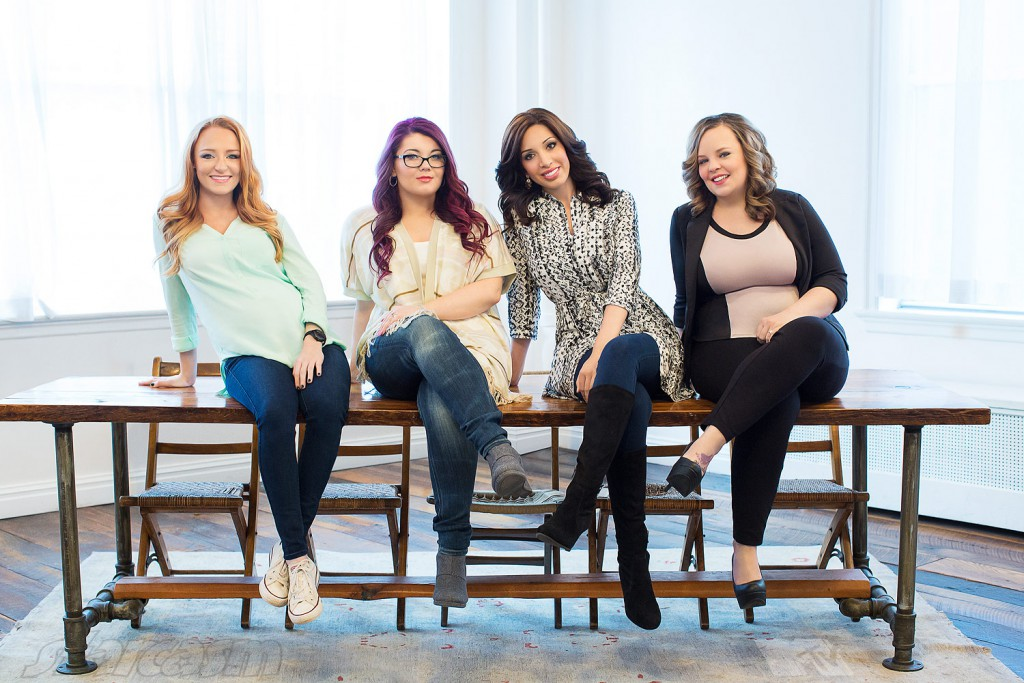 Teen Mom OG cast photo