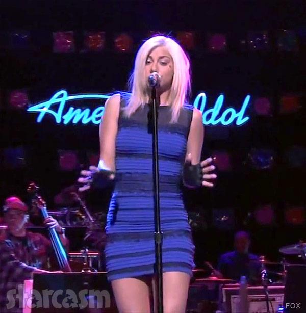 American Idol Dress
