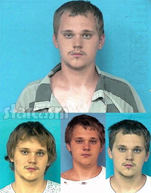 Zachary Morris Gardner mug shot photos for previous arrests