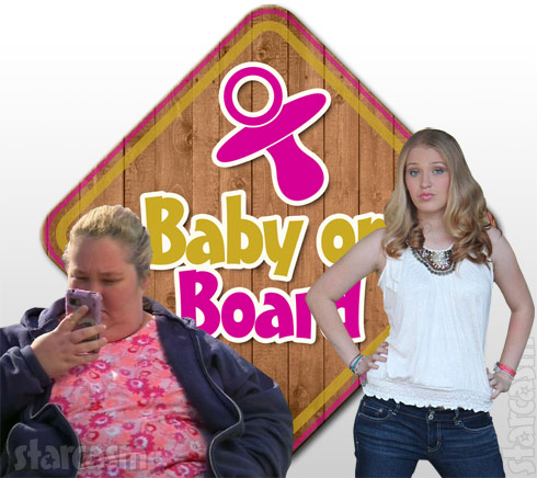 Honey Boo Boo's sister Anna Chickadee Cardwell is pregnant again, Mama June responds