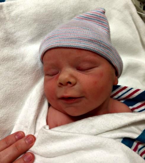 Baby Israel Dillard - Jill Duggar's Baby
