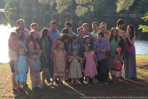 Duggar Family Big Sandy Conference 2015