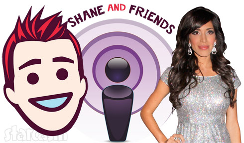 Farrah Abraham Shane and Friends podcast