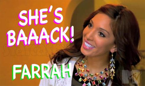 Farrah Abraham Teen Mom OG return
