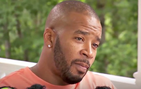 Jay Williams OWN Show with Iyanla Vanzant