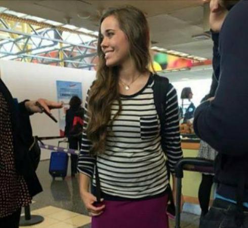 Is Jessa Seewald pregnant? She skirts question | 490 x 451 jpeg 53kB