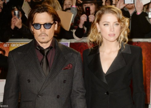 Johnny Depp and Amber Heard Divorce Already